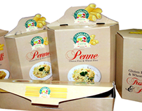 Casalare Pasta Packaging Revamped