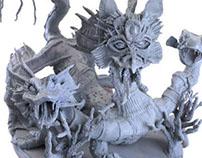Nelly Maquette Sculpture