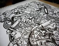 DOODLE ART: Social Pens