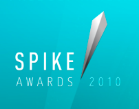 Spike Awards People's Choice Splash Site