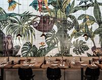 Magical Jungle / Casa Cook Hotel, Rhodes