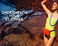 Underneath Your Clothes