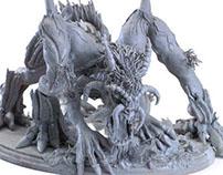 Maquette Sculpture