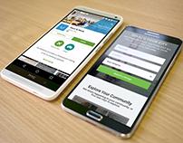 Rent N Work App