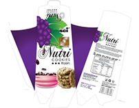 Nutri Cookies Packaging Revamped