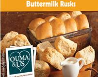 Ouma Rusk Campaign