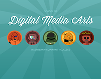 Digital Media Arts Department