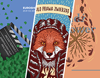 Poster set 2018–2019