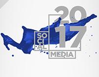 Social Media 2017 - Work