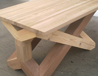 Furniture Design :: The Mahoakpine Table