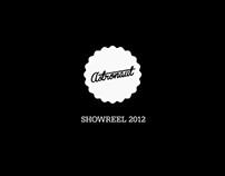 ROBERT FARKAS SHOWREEL 2012