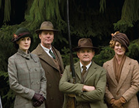 Downton Abbey Advert