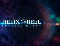 Helix Reel Entertainment Production Logo