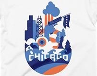 Cotton Bureau t-shirt