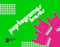 Livro - Poptogramas Brasilis