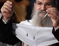 Christening in Thessaloniki