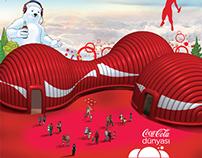 coca-cola dünyası