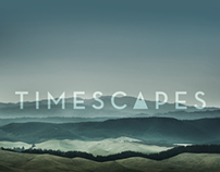 Timescapes. Logo redesign.