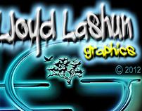 "LLG Lloyd Lashun Graphics ""Hip Hop"""