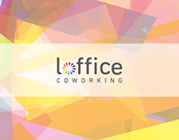 LOFFICE COWORKING Identity Concept