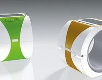 COR -manometer design