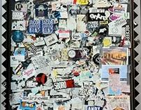 Tuke - NewYork Stickers