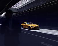 Mercedes AMG CGI - 360°