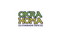 Okra Homa Curbside Cafe Logo
