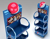 Pepsi Floor Standing Unit