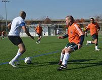Pentagon Soccer vs. Coast Guard (11/15/12)