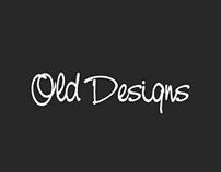 Old Designs 2012 - 2013