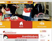 HHRR Portal for Avantica