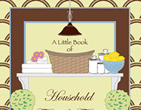 Book Cover - A Little Book of Household Tips & Tidbits