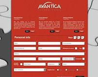 Avantica Recruiting Portal
