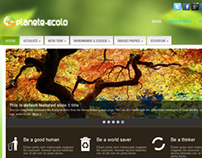 Eco Cars Website