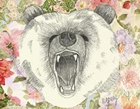 A Bear Flower