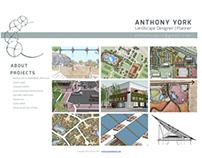 Landscape Architect Portfolio