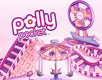 Polly Pocket Toy Design