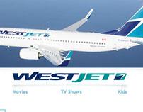 WestJet Movies Application