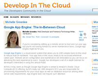 Google App Engine, The In-Between Cloud