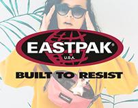 Evento Eastpack - #maketoresist