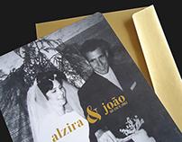 Casamento . Bodas de Ouro AC&JC