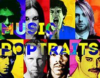 Music POPtraits