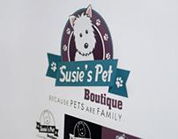 Susie's Pet
