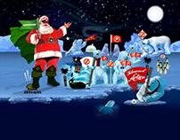 Greenpeace - Papá Noel vengador