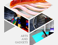 Arts And Gadgets 15-10-2015