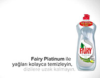 Fairy Platinum - TVC