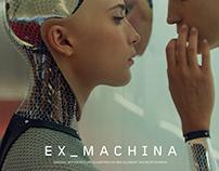'Ex Machina' Original Motion Picture Soundtrack LP