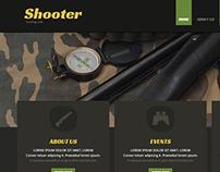 Hunting Club Joomla Template