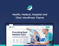 Medcity - Health & Medical WordPress Theme